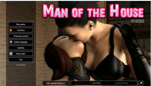 Man of the House PC Game Walkthrough Download for Mac