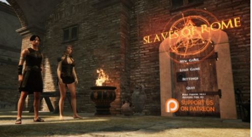 Slaves of Rome PC Game Walkthrough Download for Mac