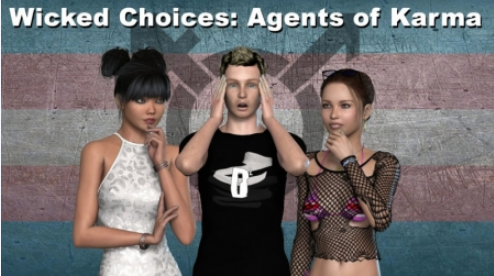 Wicked Choices Agents Of Karma PC Game Walkthrough Download for Mac