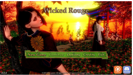 Download Wicked Rouge Game Walkthrough for PC