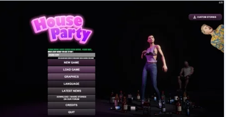 House Party 0.19.0 Torrent For PC Game Free Download
