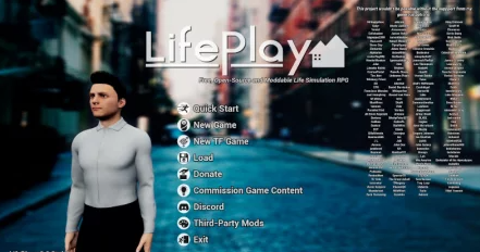Download LifePlay 3.21 Game Free for Mac/PC