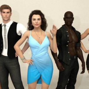 Download My Wife's A Star v0.8 Game Walkthrough for PC & Mac