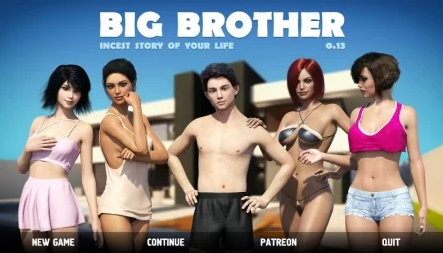 How to Download Big Brother Another Story 0.06.0.00 Game for Mac/PC