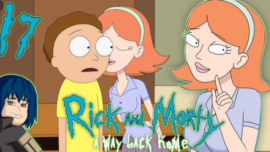 How to Download Rick And Morty A Way Back Home v2.7f Game for PC