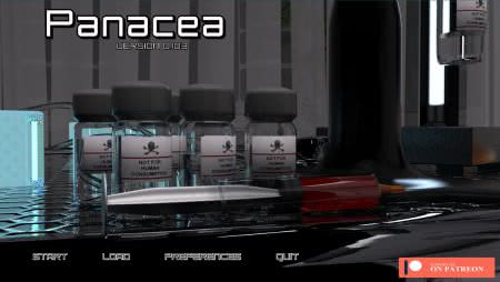 Panacea 0.44 Game Walkthrough Free Download for PC & Android
