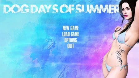 Dog Days of Summer 0.4.8 Game Walkthrough Free Download for PC & Android
