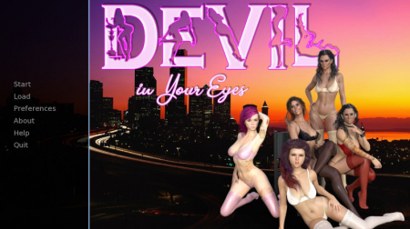 Devil In Your Eyes 0.03.1 Game Walkthrough Free Download for PC & Android