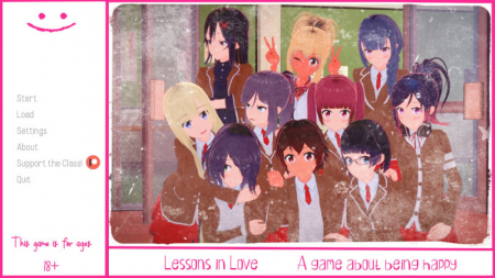 Lessons in Love 0.13.1Game Walkthrough Free Download for PC & Android