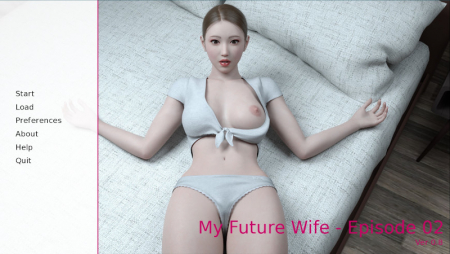 My Future Wife 0.10 Game Walkthrough Free Download for PC & Android