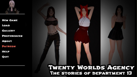 Twenty Worlds Agency - The Stories of Department 13 Game Walkthrough Free Download for PC & Android