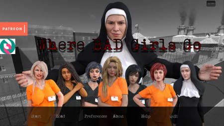 Where Bad Girls Go 0.9 Game Walkthrough Free Download for PC & Android