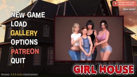 Girl House 1.3.0 Game Walkthrough Free Download for PC & Android