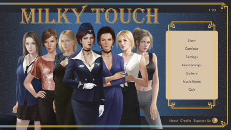 Milky Touch Game Walkthrough Free Download for PC & Android