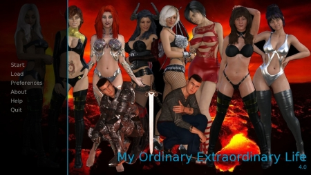 My Ordinary Extraordinary Life 6.0 Game Walkthrough Free Download for PC & Android
