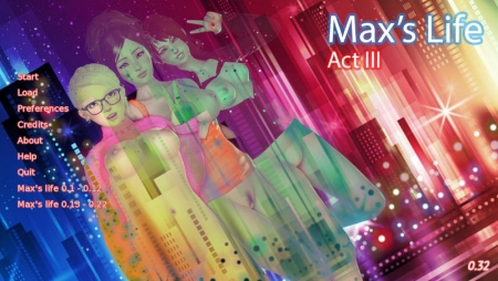 Max's life 0.33 Game Walkthrough Free Download for PC & Android