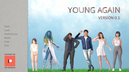 Young Again Game Walkthrough Free Download for PC & Android