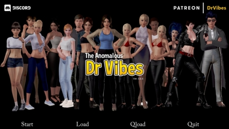 The Anomalous Dr Vibes 0.10.0 Game Walkthrough Free Download for PC & Android