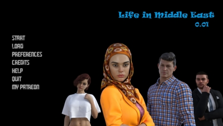 Life in Middle East 0.6 Game Walkthrough Free Download for PC & Android