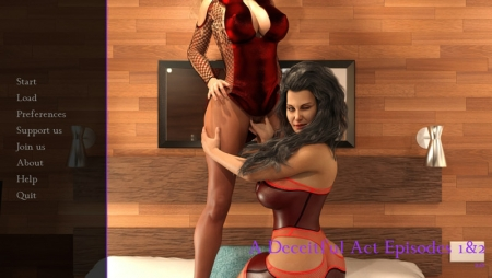 A Deceitful Act 4.0 Game Walkthrough Free Download for PC & Android