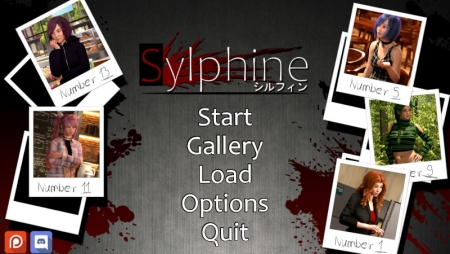 Sylphine 0.2 Game Walkthrough Free Download for PC & Android