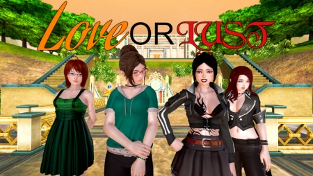Love or Lust 0.2.3a Game Walkthrough Free Download for PC & Android