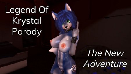 Legend Of Krystal Parody - The New Adventure Game Walkthrough Free Download for PC & Android