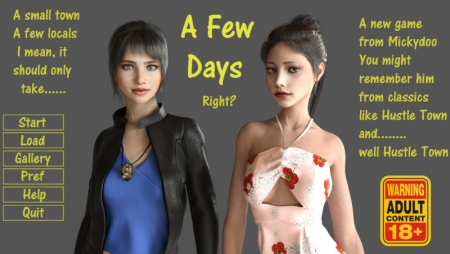 A Few Days 0.4 Game Walkthrough Free Download for PC & Android