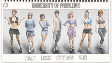 University of Problems 0.3.0 Game Walkthrough Free Download for PC & Android
