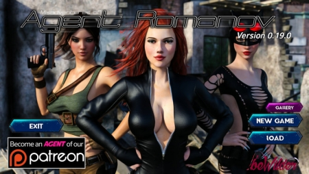 Agent of Heels: Misadventures of Agent Romanov 0.20 Game Walkthrough Free Download for PC & Android