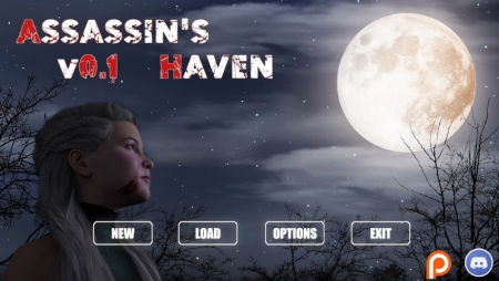 Assassin's Haven 0.2 Game Walkthrough Free Download for PC & Android