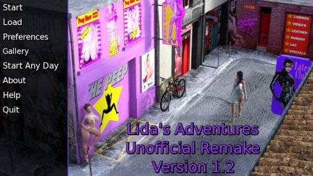 Lida's Adventures 1.96 Game Walkthrough Free Download for PC & Android