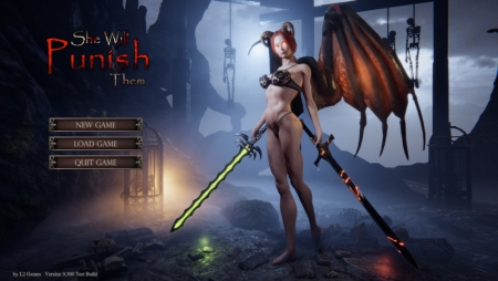 She Will Punish Them 0.610 Game Walkthrough Free Download for PC & Android