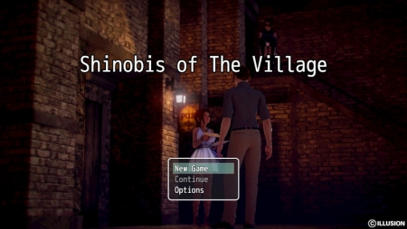 Shinobis of The Village 0.3Game Walkthrough Free Download for PC & Android