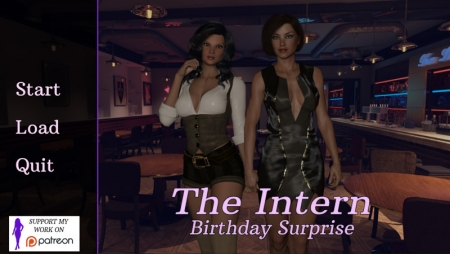 The Intern 0.1 Game Walkthrough Free Download for PC & Android