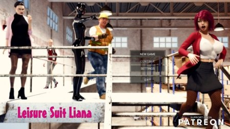 Leisure Suit Liana 0.1.0 Game Walkthrough Free Download for PC & Android