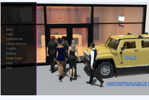 Uncontrollable Lust 0.9 Game Walkthrough Free Download for PC & Android