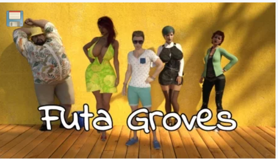 Futa Groves 0.9 Game Walkthrough Free Download for PC & Android