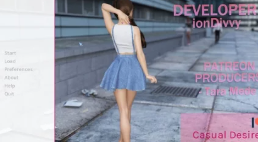 Casual Desires 0.6c Game Walkthrough Free Download for PC & Android