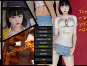 Tomie Wanna Get Married 0.670 Game Walkthrough Download for PC
